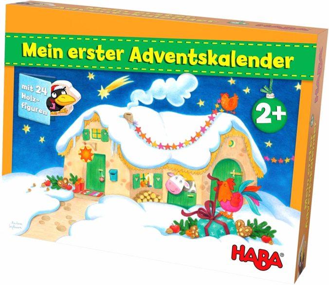 Mein erster Adventskalender Haba