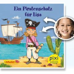 personalisiertes Pixi-Buch