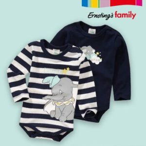 Neue Disneymode bei Ernsting's Family schon ab 3,99€