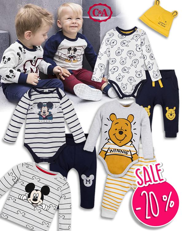 Zusammenstellung Jungen Babykleidung