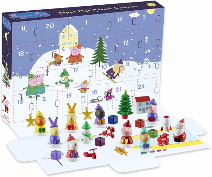 Peppa Adventskalender