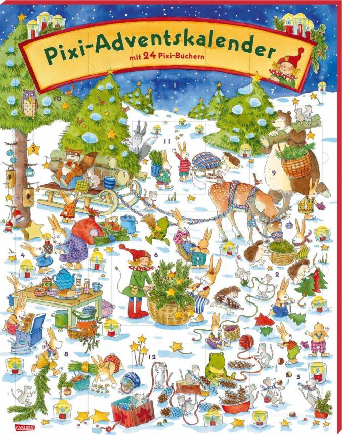 Pixie Adventskalender für KleinKinder