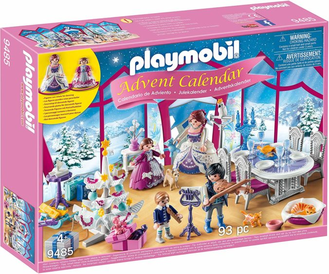 Playmobil Mädchen Adventskalender