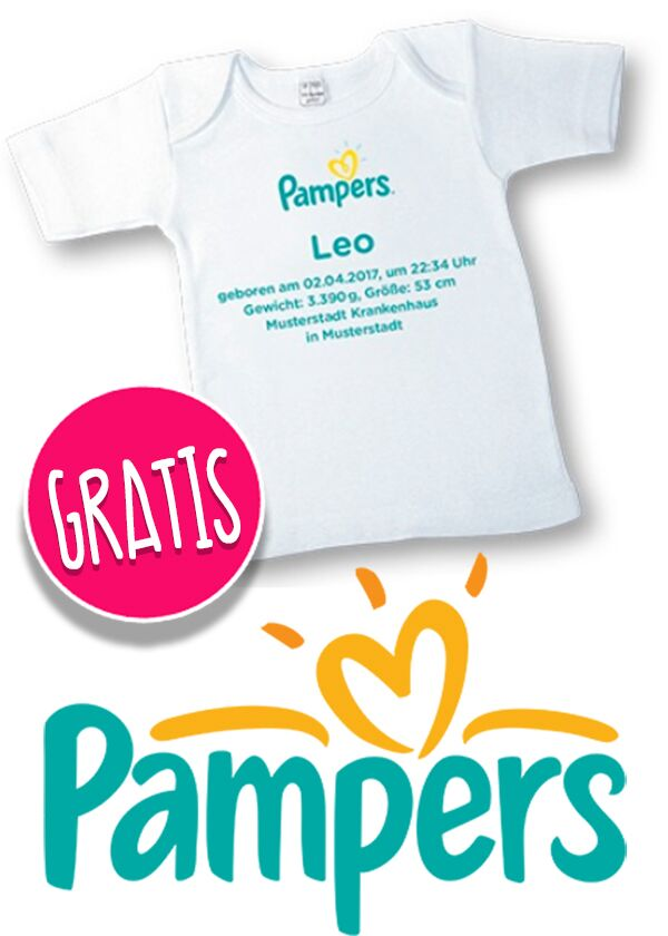 Pampers gratus T-Shirt