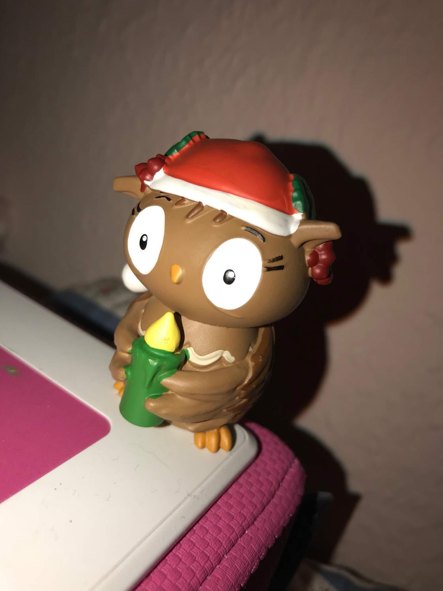 die kleine eule feiert weihnachten tonie
