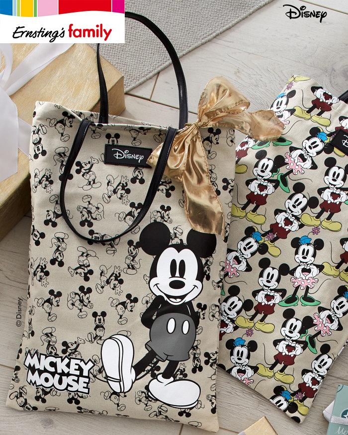 Taschen Zusammenstellung Micky maus