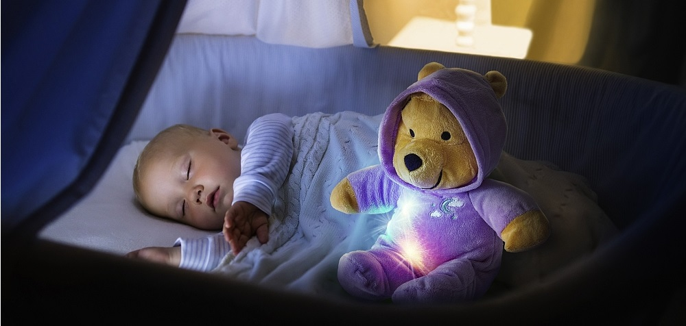 Winnie Pooh Schlummerlicht