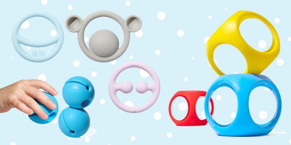 Moluk Spieleset für Babys