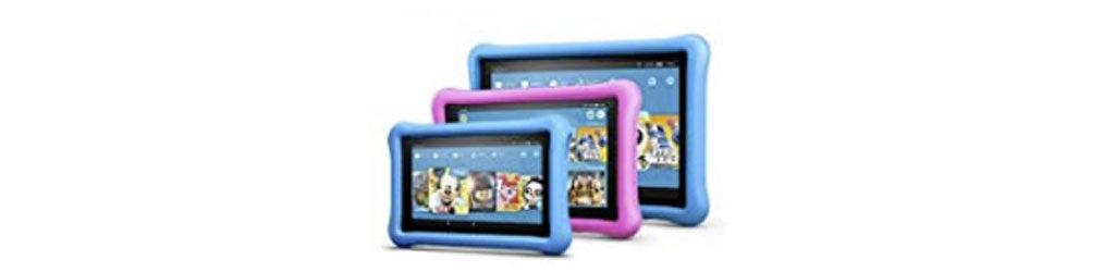 Tablets für Kinder von Amazon kindle fire