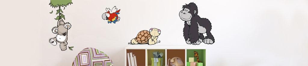 Klebefieber Kinderzimmer Bilder