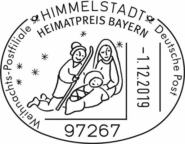 Christkind Himmelstadt
