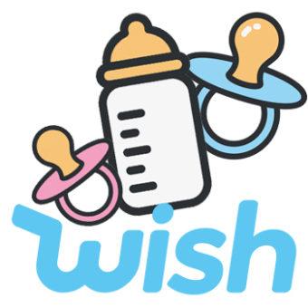 Wish App für Mamas