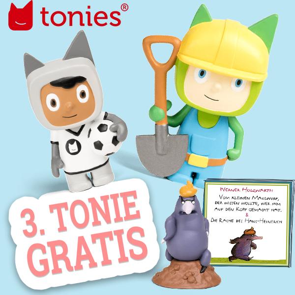 dritter Tonie Gratis 3 für 2 Tonies bei Media Markt