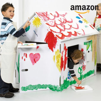 Papphaus Amazon