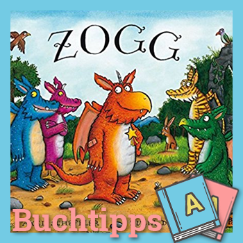 "Kinderbuch ""Zogg"" - Cover"