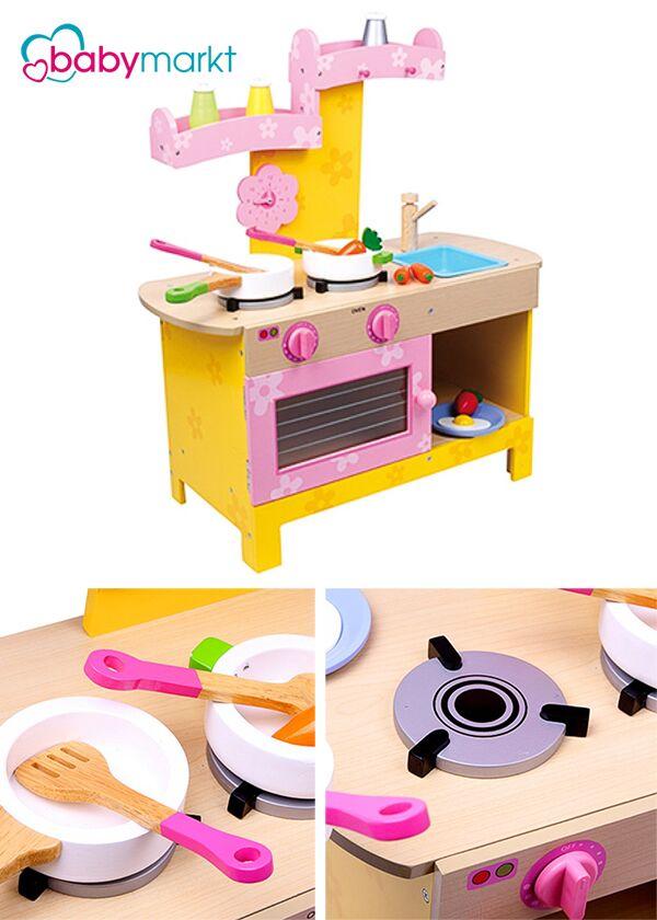 Kinderküche Nena mit Details