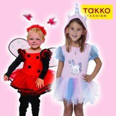Mädchen in Kostümen