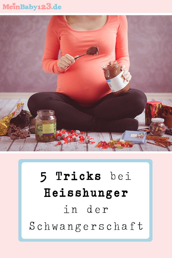 Heißhunger Schwangerschaft