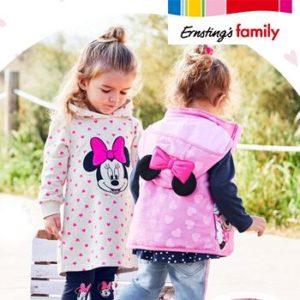 Fashion Vorfreude für Hippe Helden bei Ernsting's Family schon ab 3,99€