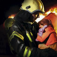 Kinderfinder Rettungssticker