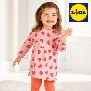 LIDL: Neue Babymode ab 3,99€ + GRATIS Versand