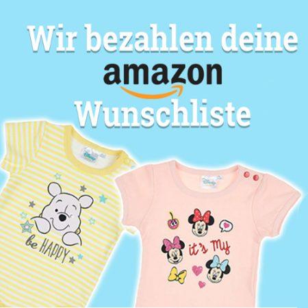 Amazon Wunschlisten Gewinnspiel