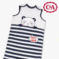 C&A Panda-Schlafsack