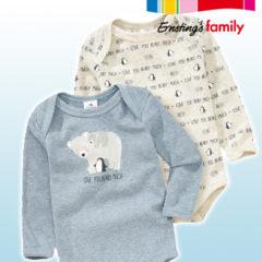 premium selection 878fd 3e55e Erstlingsausstattung bei Ernsting's Family schon ab 3,99 ...