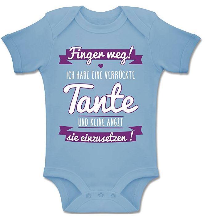 Lustiger Sprüchebody für Babys