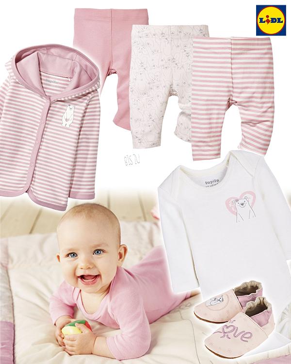 rosa Mode Zusammenstellung