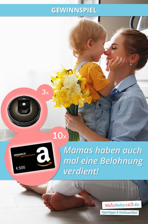Telekom Gewinnspiel für Mamas