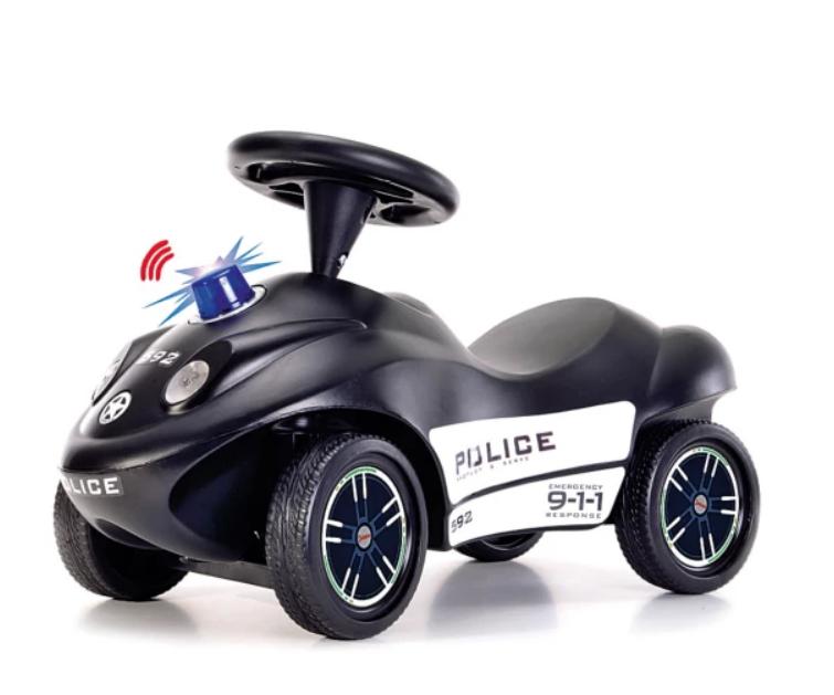 Polizei Rutschauto