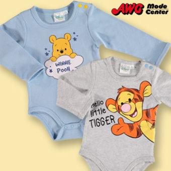 Babybodys mit Winnie Pooh und Tiger