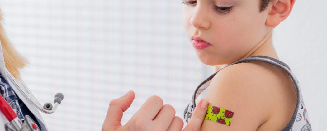 Banner: Masern-Impfpflicht ab 2020 ist beschlossen – Geldbußen bis 2500€