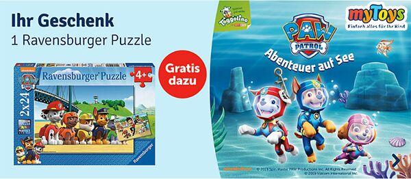 Gratis Puzzle Banner