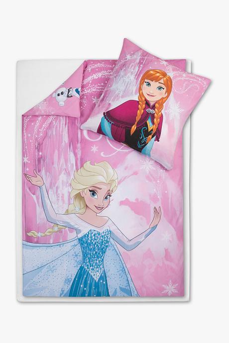 Bettwäsche Anna und Elsa
