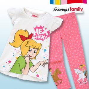 Ernsting's Family: Bibi und Tina Mode schon ab 2,99€