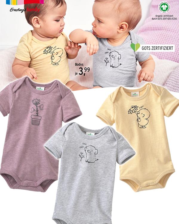 Babies mit Bodies