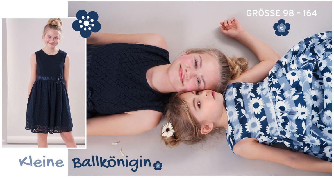 Ernsting's Family kleine Ballkönigin Banner