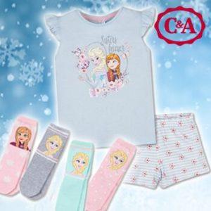 C&A: Anna und Elsa schon ab 3,50€