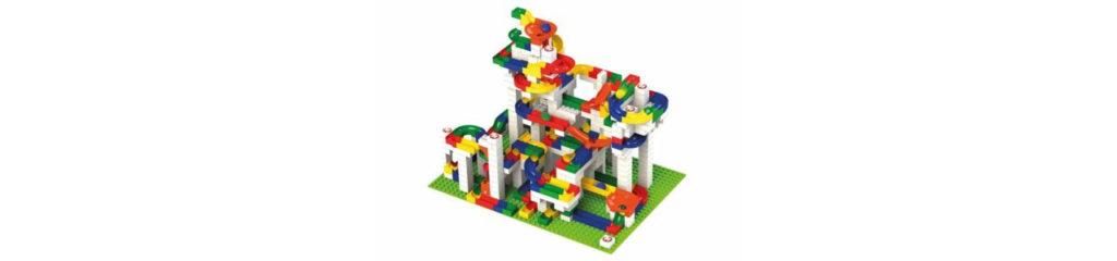 Kugelbahn für Lego von Hubelino