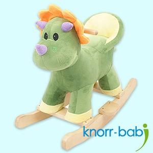 Knorr Schaukeltier mit Dino Design