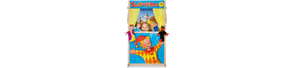 Puppentheater mit Kasperle