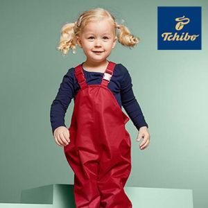Tchibo: Neue Regenkleidung schon ab 6,99€