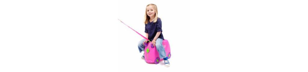 Trunki Kinderkoffer zum Ziehen