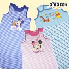 Kinderschlafsäcke mit Disneyprint