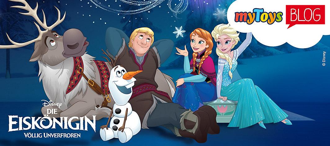 Anna und Elsa Banner