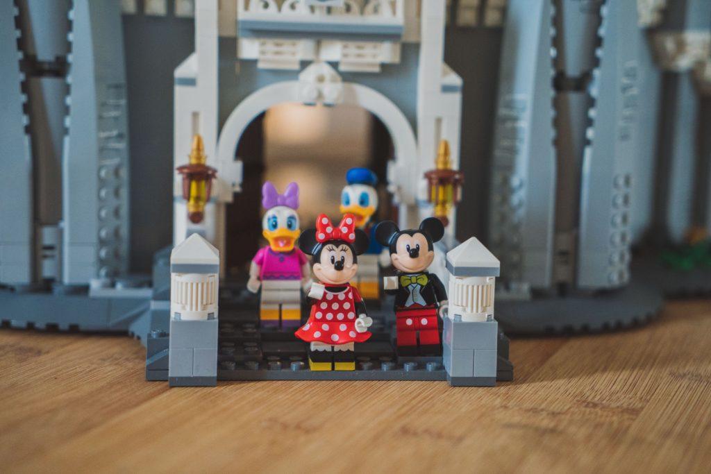 Mickeys Familie Lego