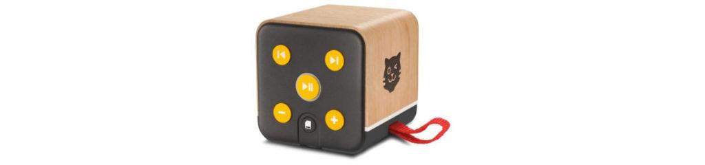 Tigerbox zum Musik hören