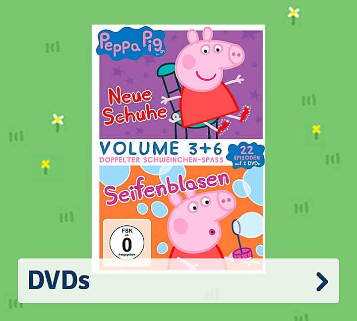DVD Logo Peppa